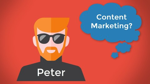 Peter lernt Content Marketing