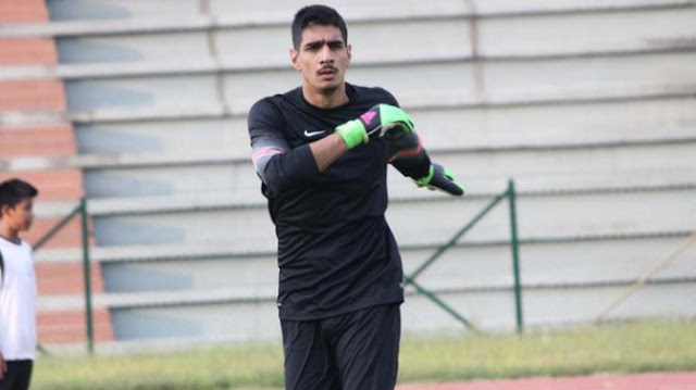 Gurpreet Singh Sandhu History Created gets to be first Indian to play in Europa League