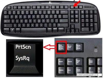 Cara Mengambil Screenshot Pada Komputer atau Laptop