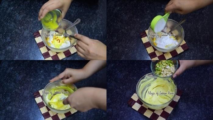 राजभोग श्रीखंड - घर की दही में से बना हुआ ड्राई फ्रूट्स मट्ठो - Rajbhog Shrikhand Recipe in Hindi - Priya R - Magic of Indian Rasoi