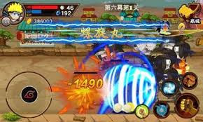 Naruto Shippuden Senki v2.0 Mod Apk (Update Mod Boruto)
