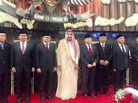 Raja Salman dan Harga Mahal Pancasila