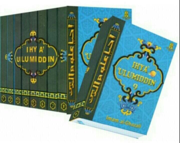 Ebook Kitab Ihya Ulumuddin