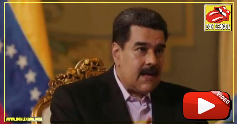 Maduro dice que la detención de los periodistas ha sido un montaje contra el régimen