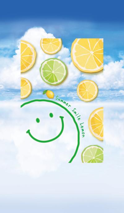 Summer Smile Lemon*