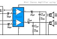 mpc576h amplifier circuit diagrams electronic circuit rh elcircuit com