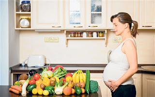 types of food recommended for pregnant women - Nutritional intake for pregnant women