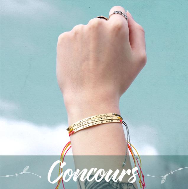 Nouvelle collection de bijoux Pamalaka + Concours
