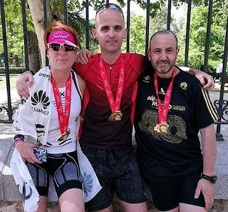 Maratón de Madrid Aranjuez