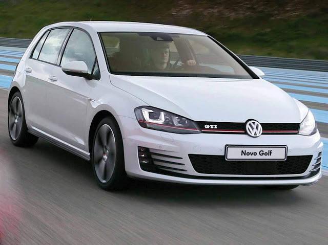 VW Golf GTI 2016 - interior - Preço
