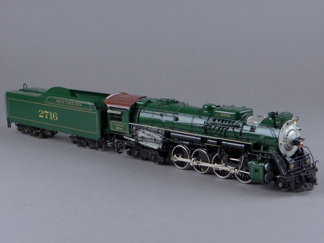 However Bachmann Trains has released HO models of the Van Sweringen  Berkshires in three forms; the Nickel Plate Road form, the Pere Marquette  form, ...