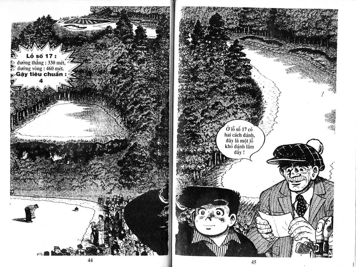 Ashita Tenki ni Naare chapter 52 trang 21
