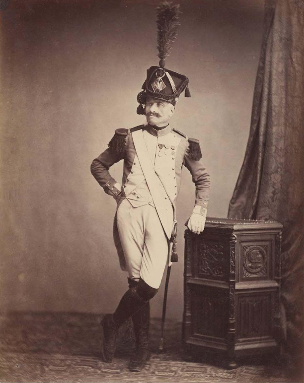 Monsieur Vitry de la Guardia Departamental.
