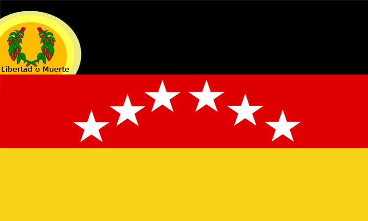 Bandera de Miranda