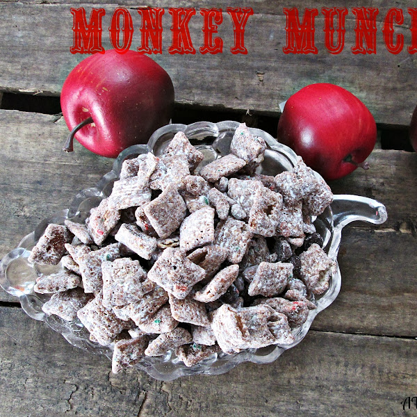 Monkey Munch - A Holiday Nibble