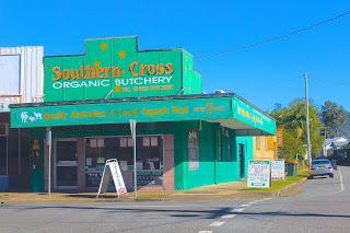 Southern Cross organic butchery