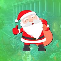 AvmGames - Rescue Santa From Mystery Palace