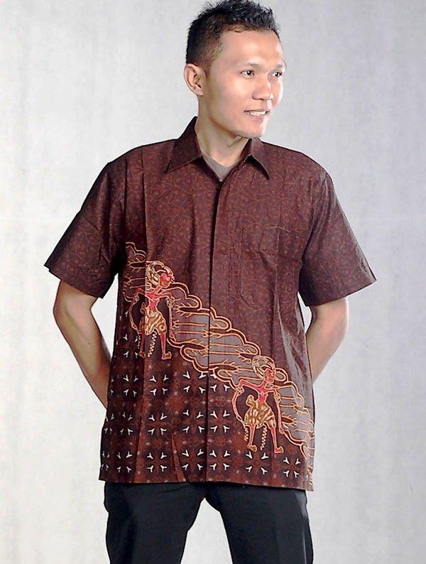 Contoh Motif Baju Batik Pekalongan Modern Model Terbaru. Model Baju Batik  Pekalongan Terbaru Untuk Pria 608b3b1f70