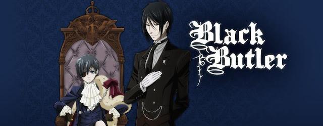 Kuroshitsuji anime o demonie lokaju