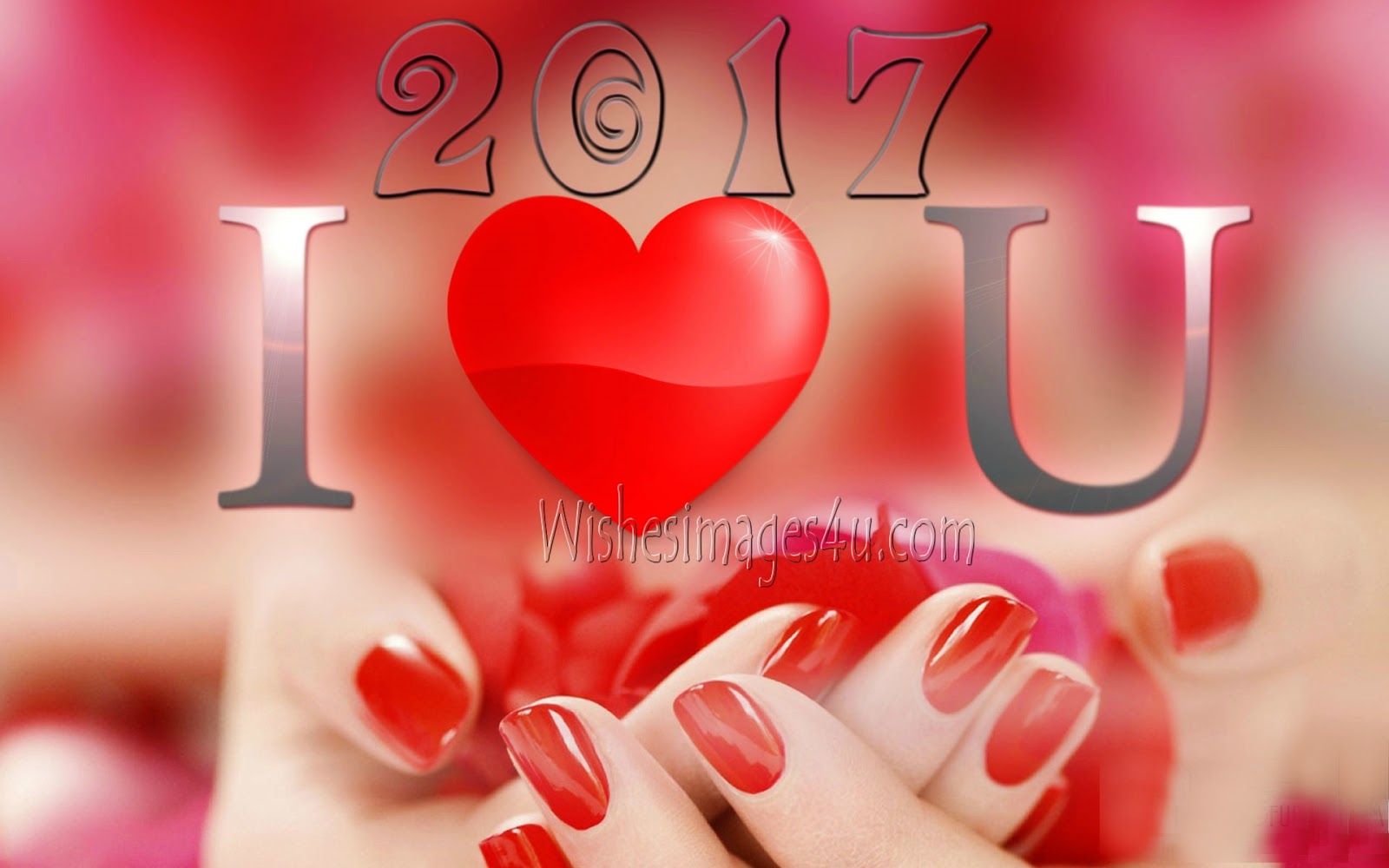 new year 2017 desktop love wallpapers