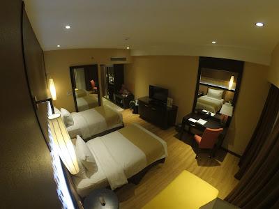 menginap di grand lagoi hotel