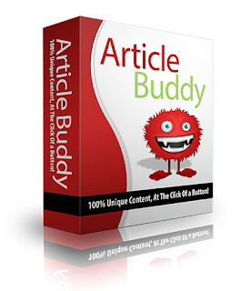 [GIVEAWAY] Article Buddy [Get Unlimited Content With A Single Click Of Your Mouse]