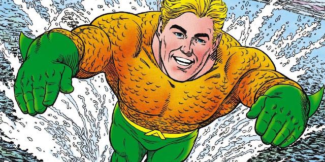 siapa aquaman adalah, asal usul mula aquaman dc comics kemampuan