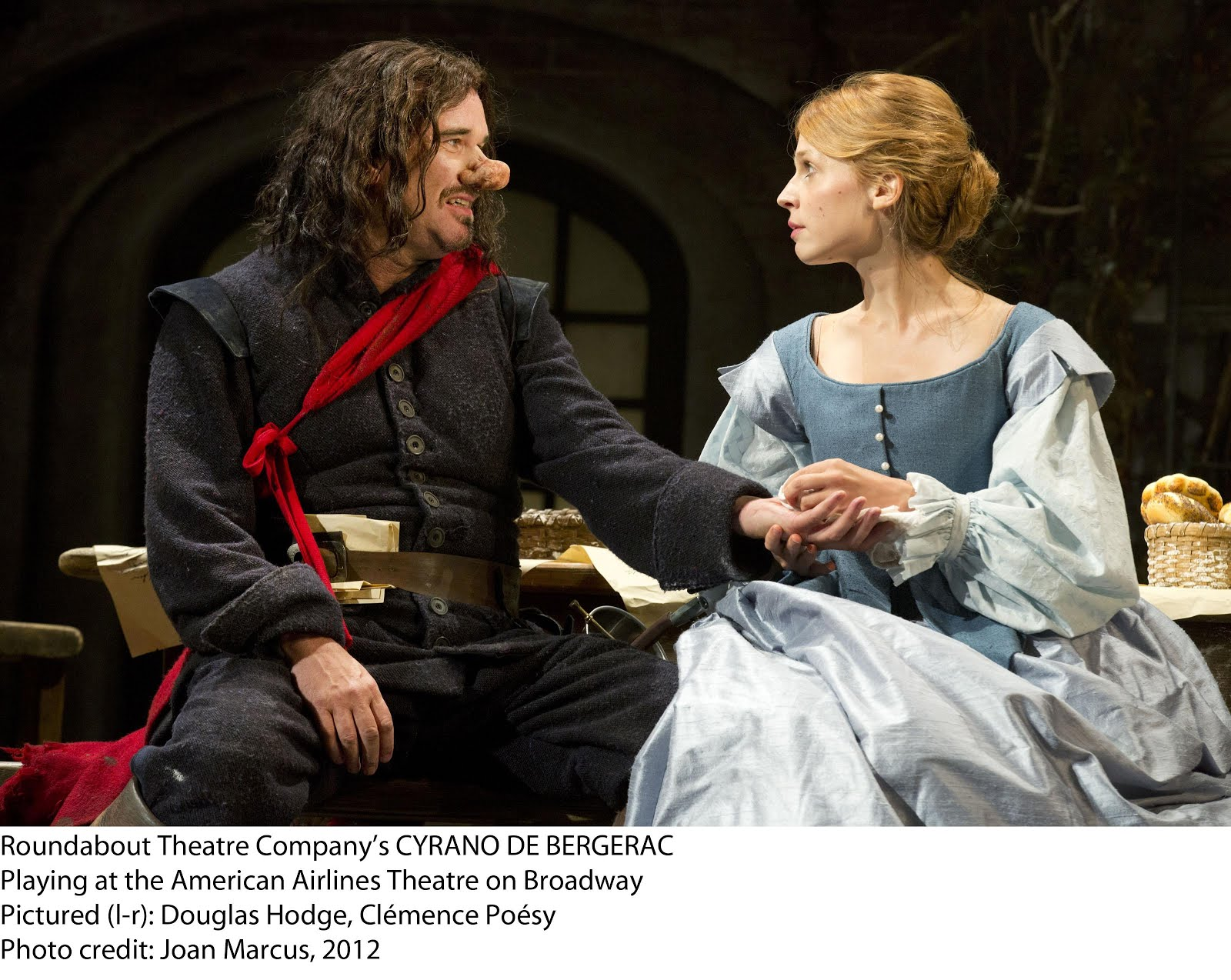 Forbes On Film Amp Footlights Cyrano De Bergerac