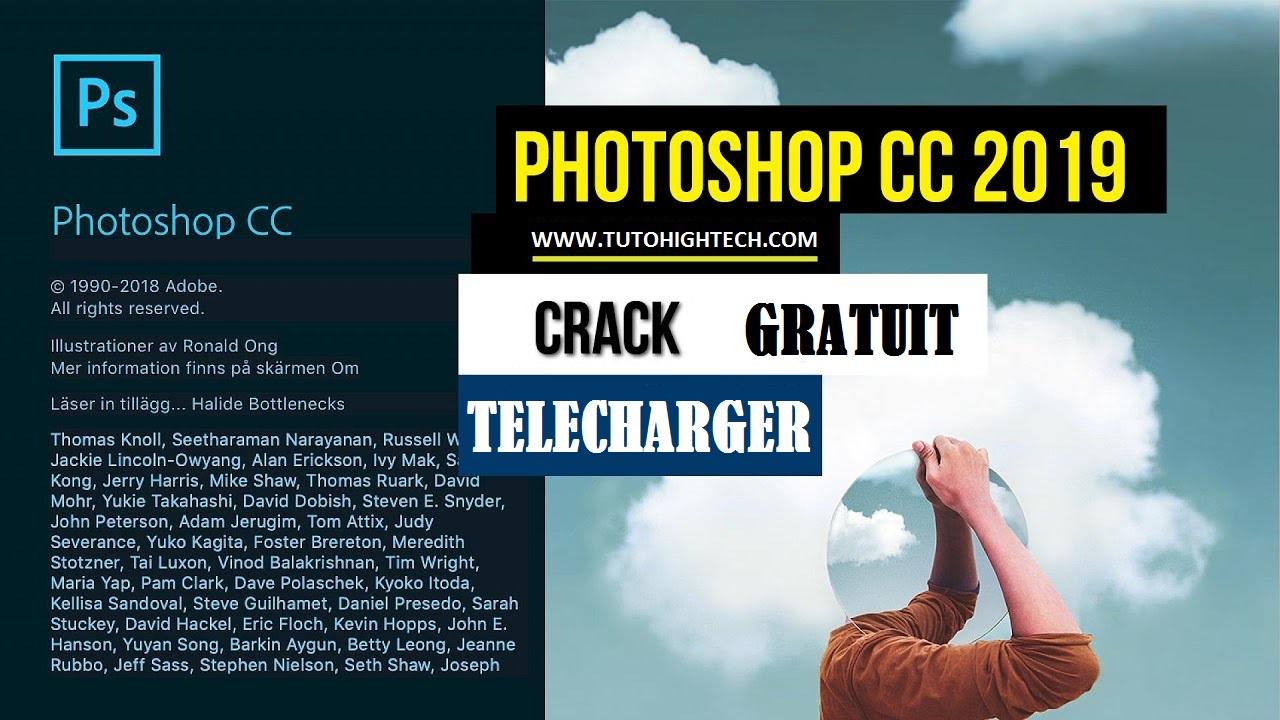 Télécharger Adobe Photoshop CC 2019