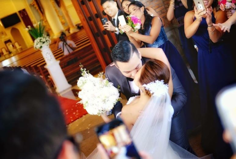 Pao and Mia begin their forever