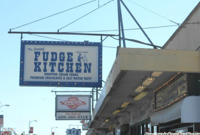 The Original Fudge Kitchen in Wildwood New Jersey