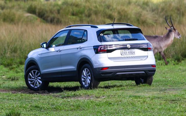 Volkswagen T-Cross 200 TSI Automático