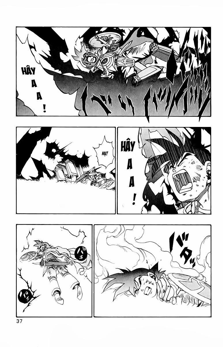 Dragon Quest: Emblem of Roto chap 34 trang 32