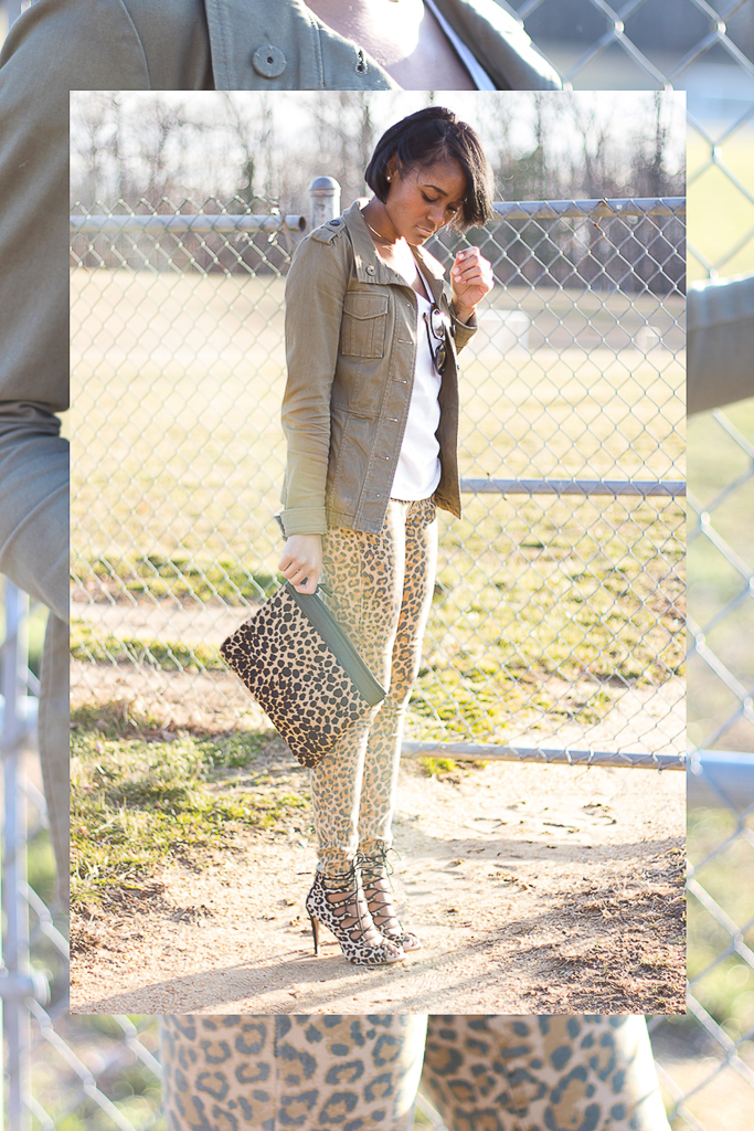 leopardbag-laceupshoes-leopardpants-cargojacket