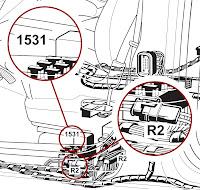 Renault Scenic II Parking Brake Failure
