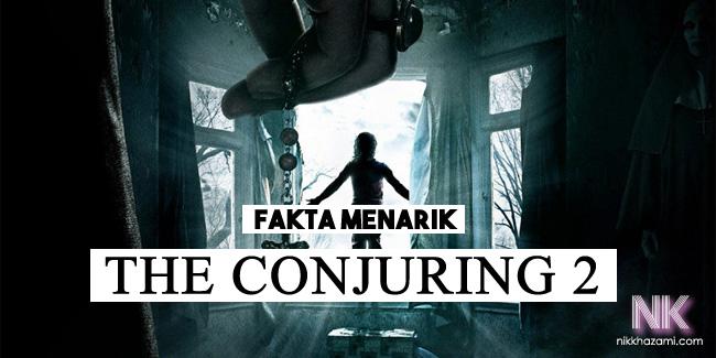 fakta menarik the conjuring 2