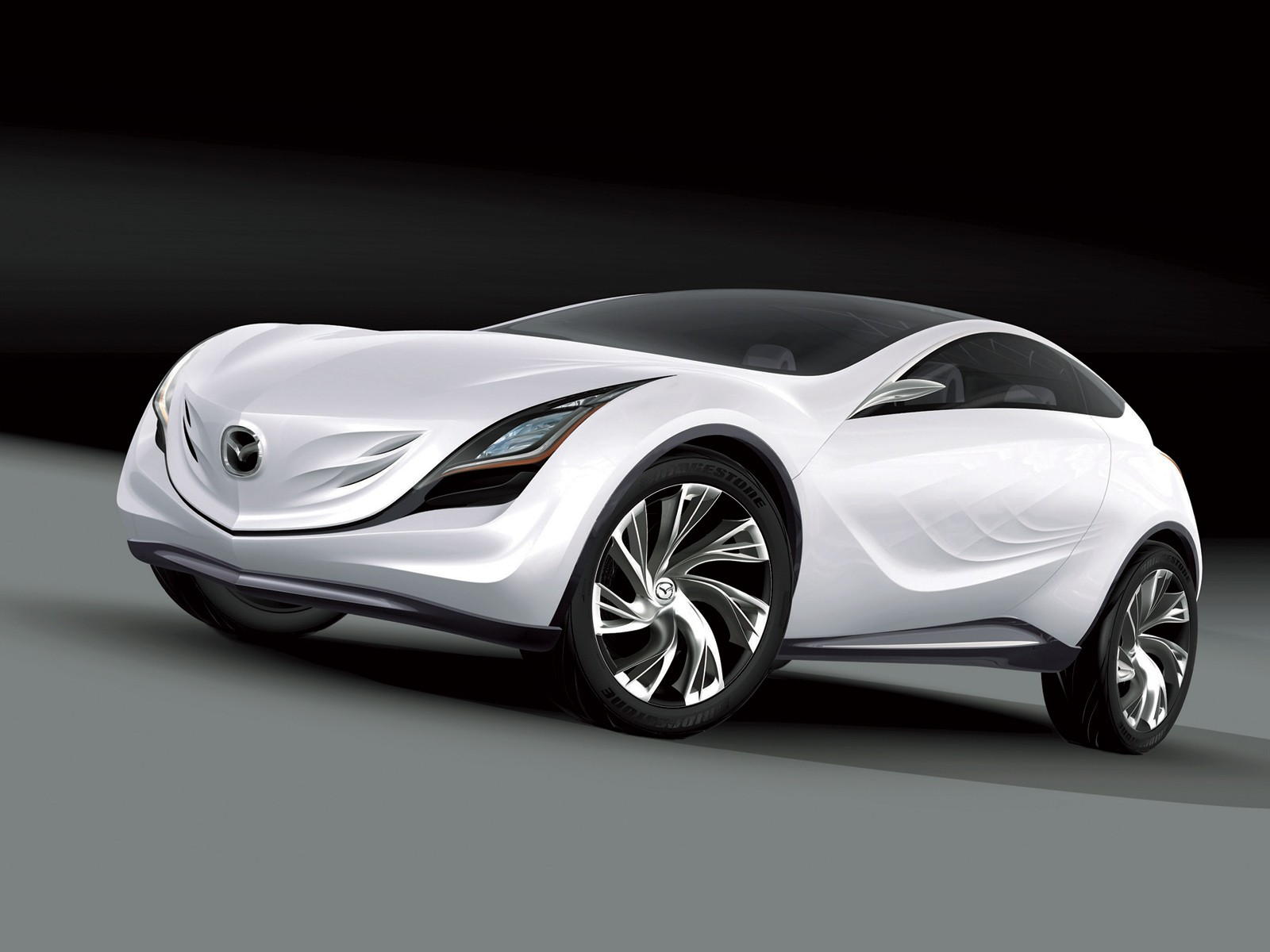 mazda kazamai concept 01 Hd Exotic Car Wallpapers