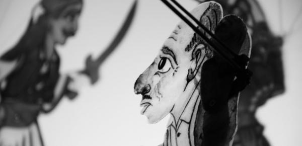 Διήμερο Εργαστήριο & Παράσταση Θεάτρου Σκιών με τον Άθω Δανέλη στο Ναύπλιο
