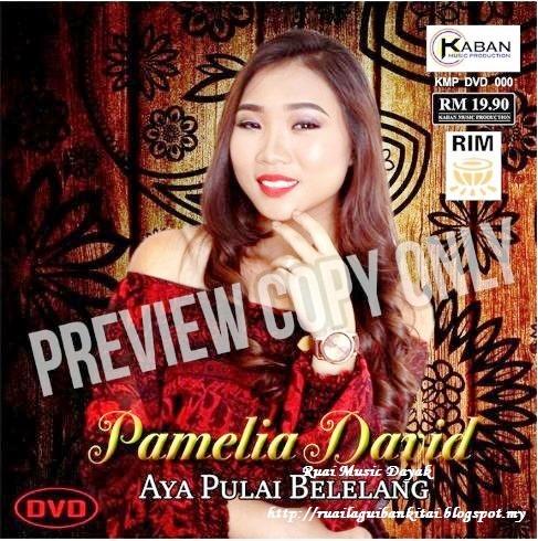 Pamelia David 'Aya Pulai Belelang' Album Review