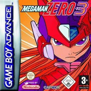 Rom de Mega Man Zero 3 - GBA - PT-BR - Download
