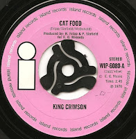 Cat Food - King Crimson