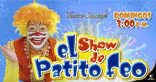 El Show de PATITO FEO |  Temporada 2018
