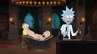 Layar Kaca Series 21: Watch Rick and Morty Season 3 Episode 7 LIVE