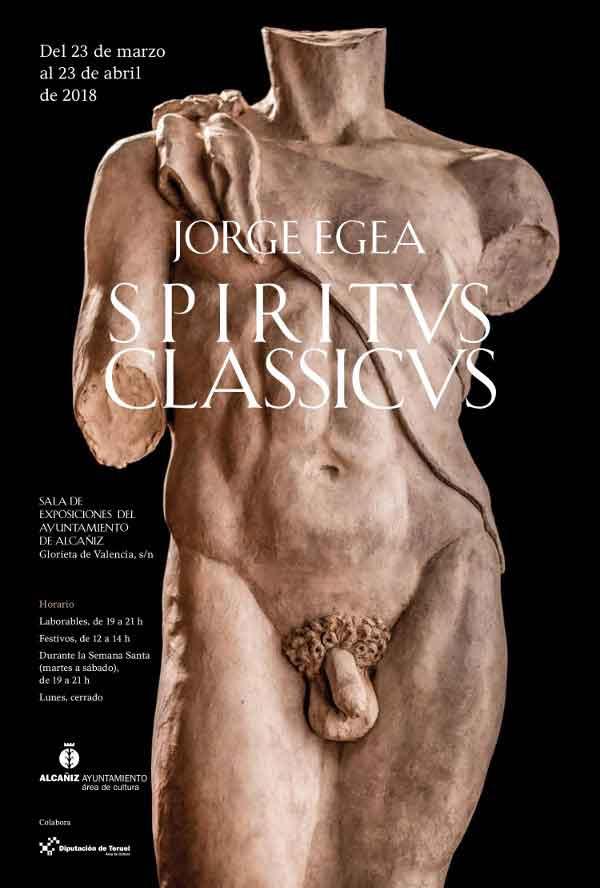 Espiritvs Classicvs de Jorge Egea