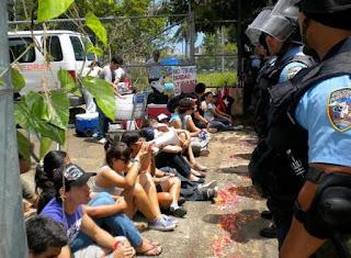 Foto Manuel Natal Huelga UPR