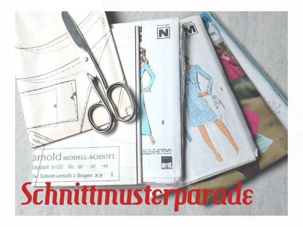 Schnittmusterparade 2 2017 Gerties Crowdfunding Und Neue Schnitte