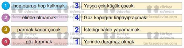 4. Sınıf Doku Yayınları Türkçe Çalışma Kitabı 90. 91. 92. 93. 94. Sayfa Cevapları
