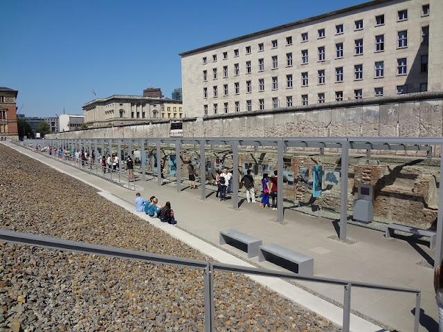 Museu da Topografia do Terror em Berlim