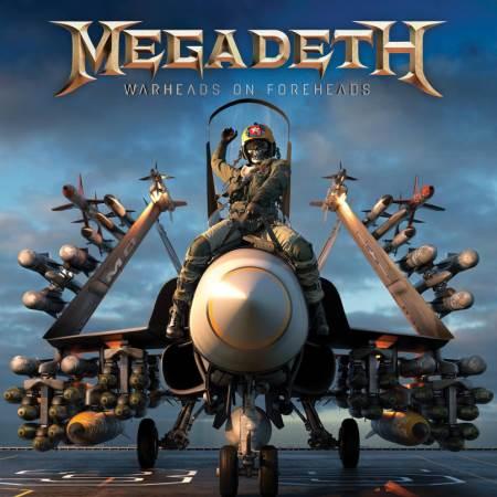 """MEGADETH: Όλες οι λεπτομέρειες του """"Warheads On Foreheads"""""""