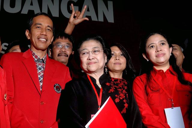 Jokowi : Indonesia Beruntung Memiliki PDIP